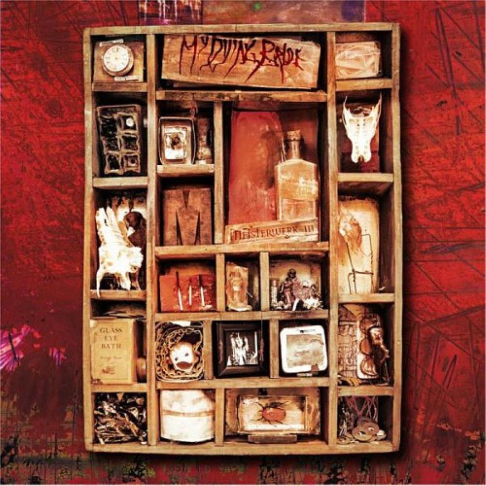 Meisterwerk III by MY DYING BRIDE album cover