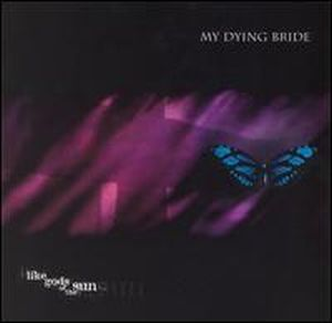 My Dying Bride Like Gods of the Sun album cover