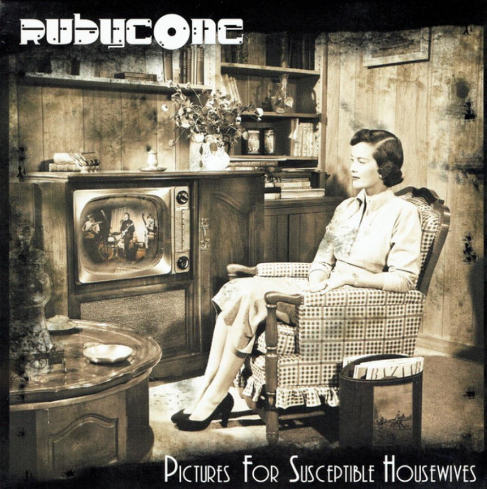 Pictures For Susceptible Housewives by RUBYCONE album cover