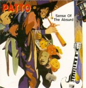 Patto - Sense Of The Absurd CD (album) cover