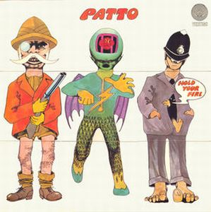 Patto - Hold Your Fire CD (album) cover