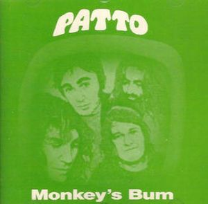Patto - Monkey's Bum CD (album) cover