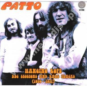 Hanging Rope - BBC Sessions And Rare Tracks (1970-1971) by PATTO album cover