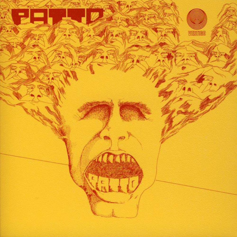 Patto - Patto CD (album) cover