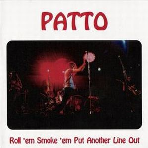 Patto - Roll 'em Smoke 'em Put Another Line Out CD (album) cover