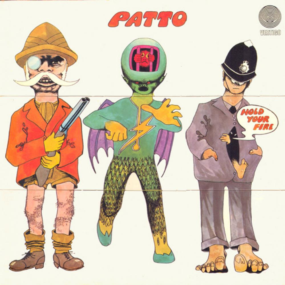 Patto Hold Your Fire album cover