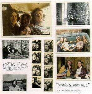 Patto Warts And All album cover