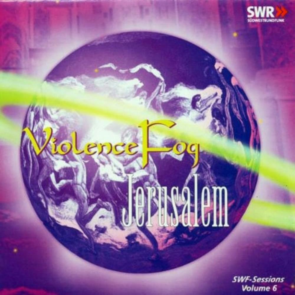 Violence Fog / Jerusalem by VIOLENCE FOG album cover