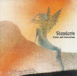Standarte - Curses and Invocations  CD (album) cover