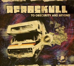 Afroskull - To Obscurity And Beyond CD (album) cover