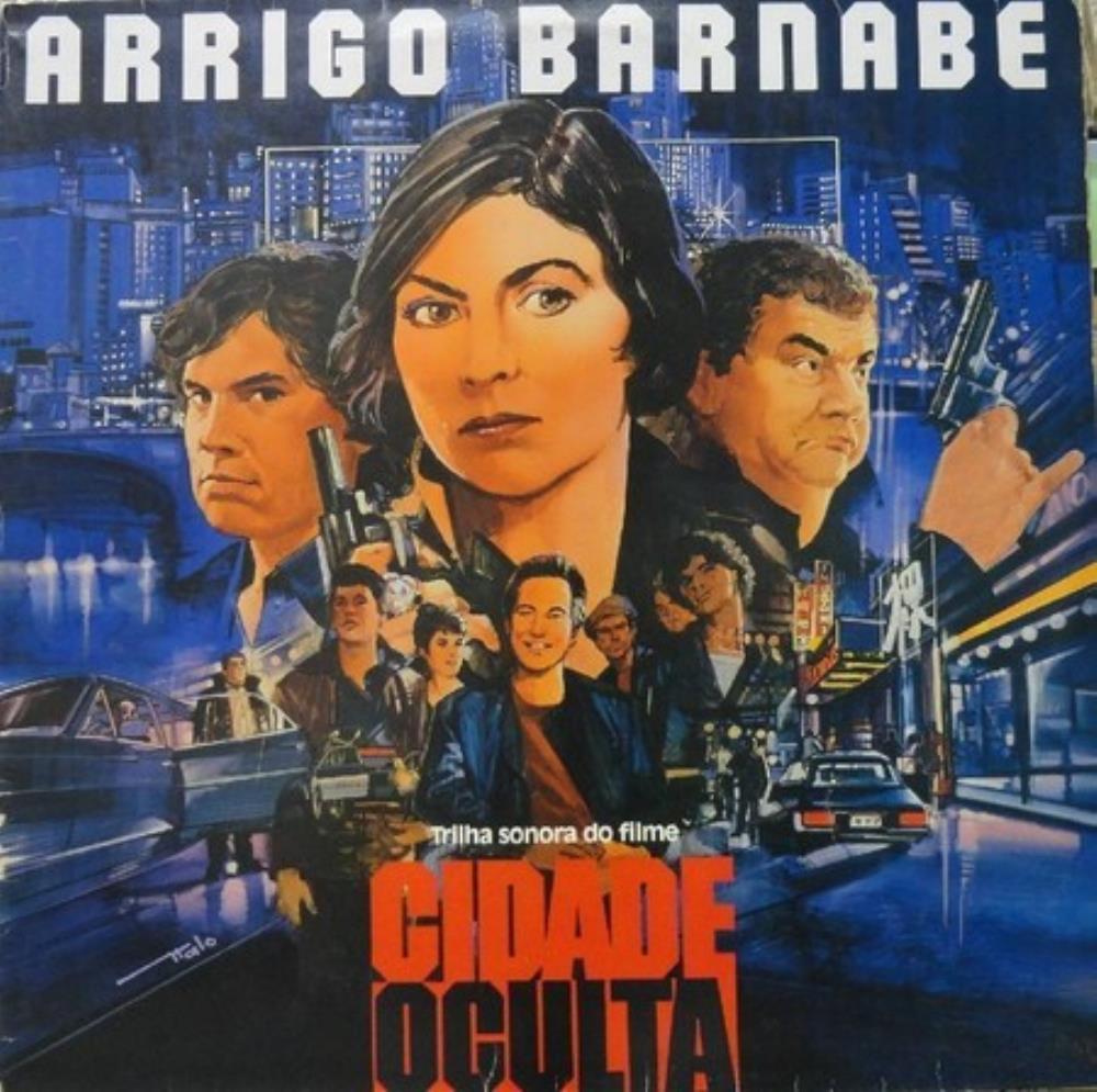 Cidade Oculta (OST) by BARNABÉ, ARRIGO album cover