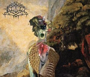 Krallice Dimensional Bleedthrough album cover