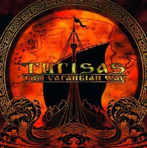 Turisas - The Varangian Way CD (album) cover