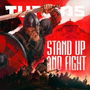 Turisas Stand Up and Fight album cover