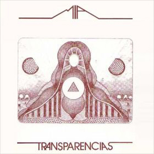 MIA - Transparencias CD (album) cover