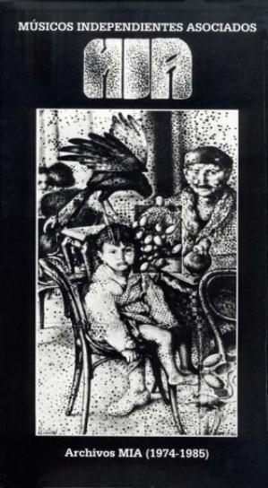 Archivos MIA (1974 - 1985) by MIA album cover