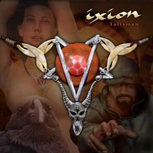Talisman by IXION album cover
