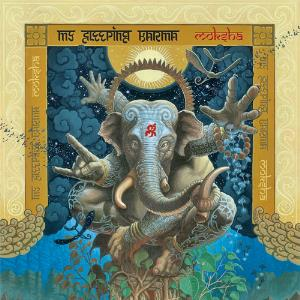 Moksha by MY SLEEPING KARMA album cover