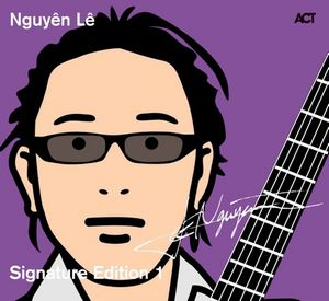 Nguy�n L� - Signature Edition 1 CD (album) cover