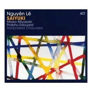 Nguy�n L� - Saiyuki CD (album) cover