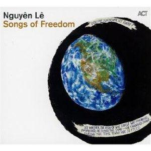 Nguy�n L� Songs of Freedom album cover