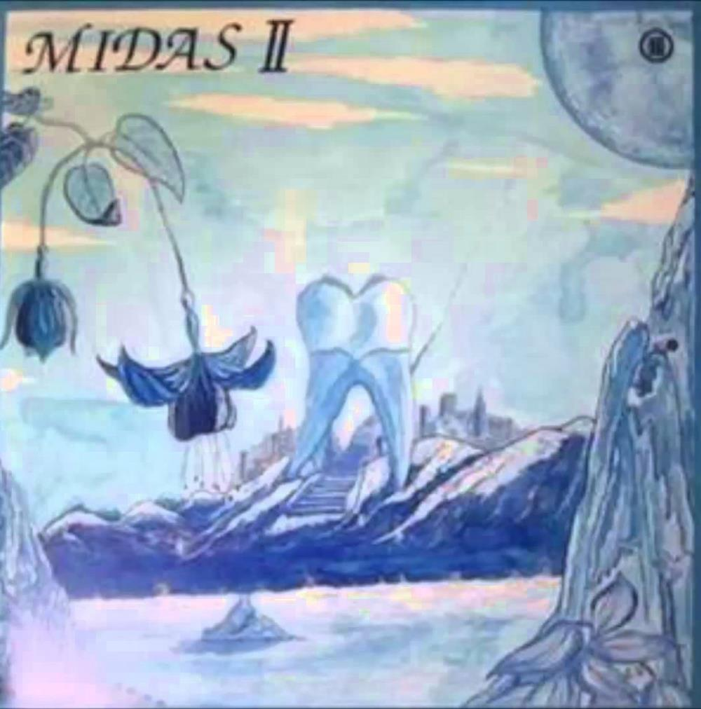 Midas II by MIDAS album cover