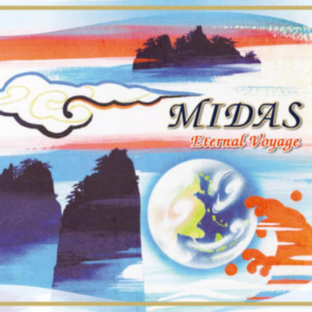 Eternal Voyage by MIDAS album cover