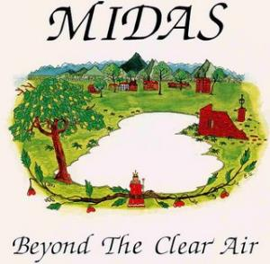 Beyond The Clear Air by MIDAS album cover