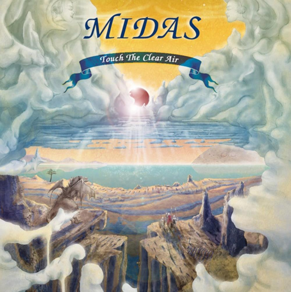 Midas Touch The Clear Air album cover
