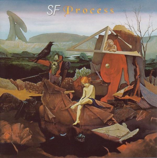 SF Process album cover