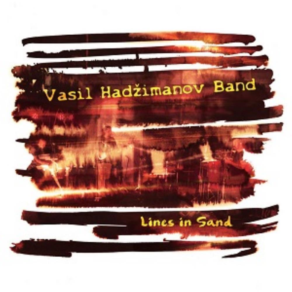 Lines in Sand by HADZIMANOV BAND , VASIL album cover