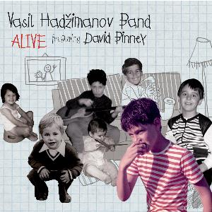 Alive by HADZIMANOV BAND , VASIL album cover