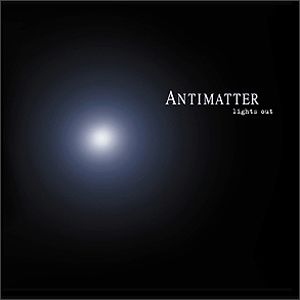 Antimatter Lights Out album cover