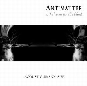 Antimatter A Dream For The Blind album cover