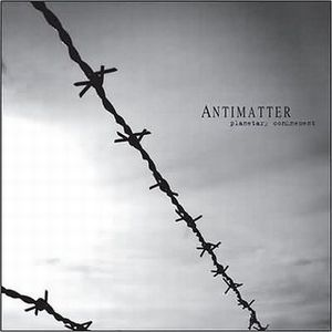 Planetary Confinement by ANTIMATTER album cover