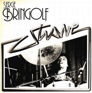 Serge Bringolf - Strave CD (album) cover