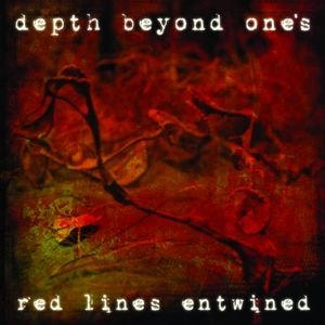 Depth Beyond One's Red Lines Entwined album cover