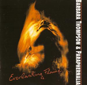 Barbara Thompson's Paraphernalia Everlasting Flame album cover