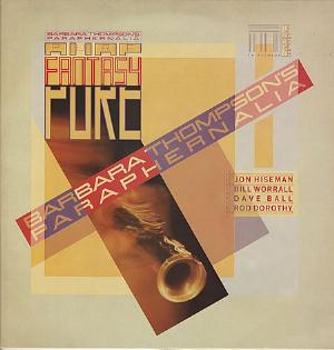 Barbara Thompson's Paraphernalia - Pure Fantasy CD (album) cover
