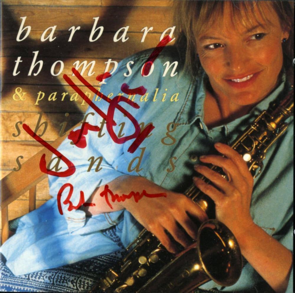 Shifting Sands by THOMPSON'S PARAPHERNALIA, BARBARA album cover