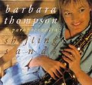 Barbara Thompson's Paraphernalia - Shifting Sands CD (album) cover