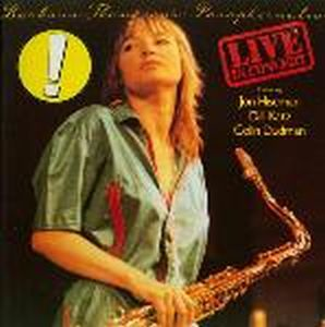 Barbara Thompson's Paraphernalia Live In Concert album cover
