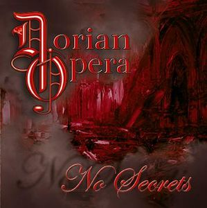 No Secrets by DORIAN OPERA album cover