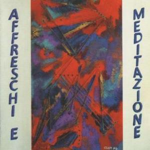 Affreschi e meditazione by RUNAWAY TOTEM album cover