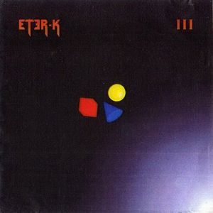 Eter-K III album cover