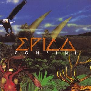 Confini by EPICA album cover