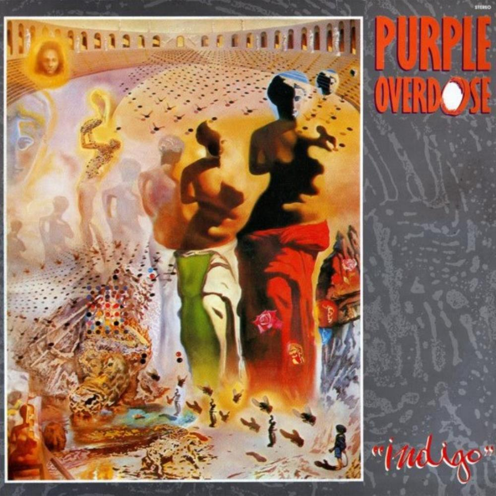 Purple Overdose Indigo album cover