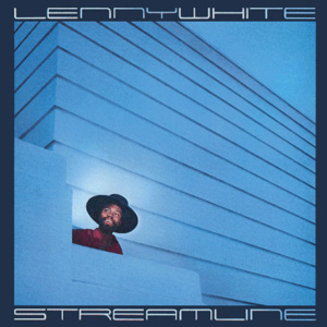 Lenny White Streamline album cover