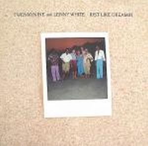 Lenny White Just Like Dreamin' ( as Twennynine With Lenny White ) album cover