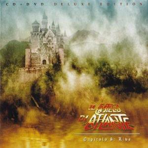 Capitolo 8: Live by CASTELLO DI ATLANTE, IL album cover